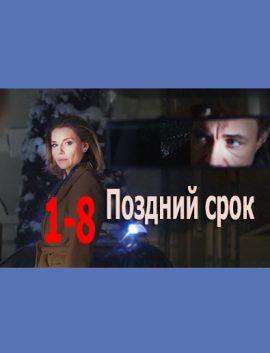 ПОЗДНИЙ СРОК (2020) сериал 1-8 смотреть онлайн ВСЕ СЕРИИ