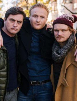 Сериал СПАСТИ МАМУ фильм 2021 КОМЕДИЯ все серии онлайн 95 квартал